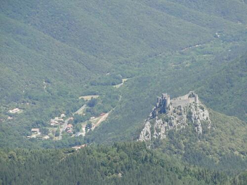 16/06 Foret d'En Malo Club de randonnée des Hautes Corbières