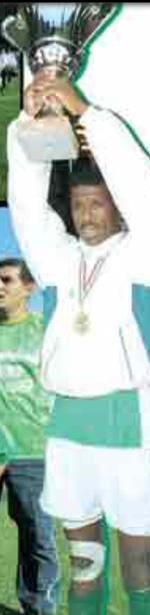 Finale   1.11.2000  CR Beni Thour - WA Tlemcen 2-1