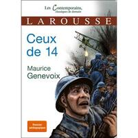 lecture genevoix