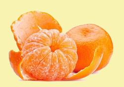 Huile essentielle de Mandarine.