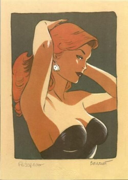 Pin-Up (suite)