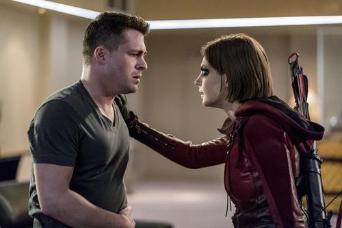 Arrow Saison 6, désormais disponible en DVD et Blu-Ray™