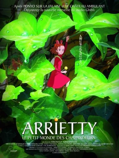Arrietty et le petit monde des Chapardeurs VF/VOSTFRT