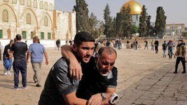 Jérusalem: «une conjonction dramatique de plusieurs éléments»