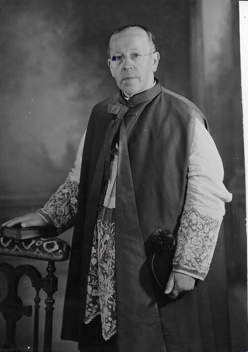 Quelques portraits de supérieurs du pèlerinage