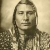 Stump Horn Bull aka Hail Stone. Crow. Photo by L.A. Huffman. 1879