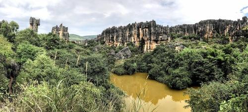 forêt de pierres de Naigu; suite