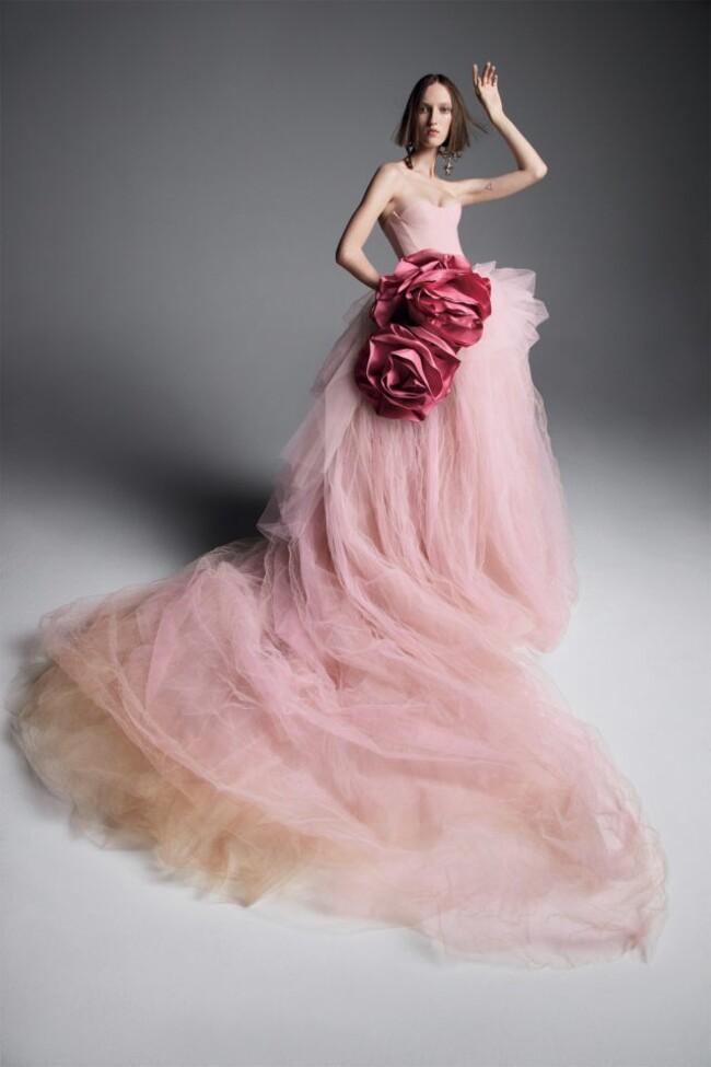 Vera Wang   Collection nuptiale Printemps 2019