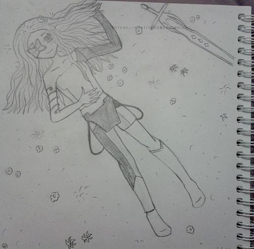 Dessin Fille Manga 18 Dream Vapor