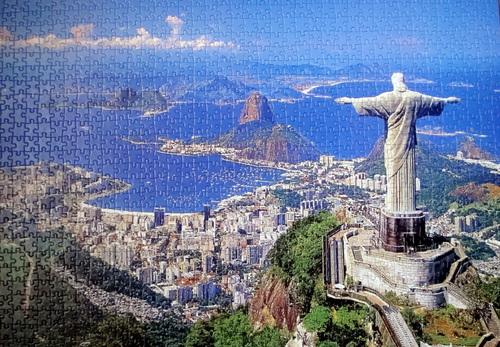 Puzzle Rio de Janeiro.