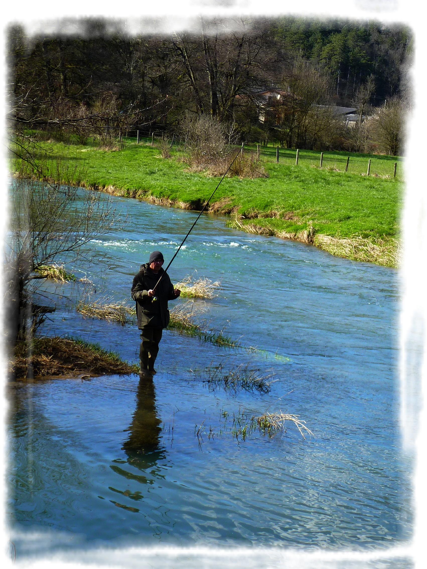 La pêche à la ligne - 14 mars 2020
