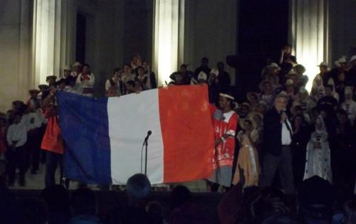Folklore mondial des Jeux Santons -40 ème festival  2012