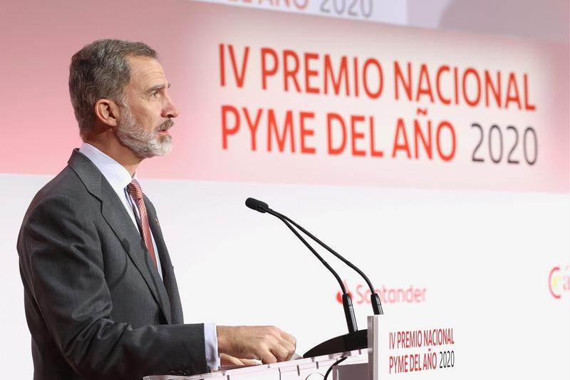 Premio Nacional Pyme del Año 2020.