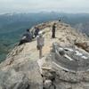 Sommet du pic des Trois Rois (2444 m)