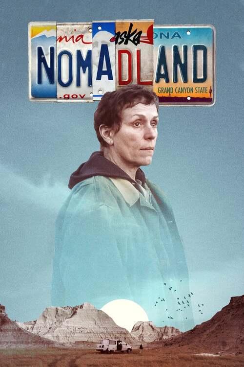 Nomadland, heureux et malheureux cinéma