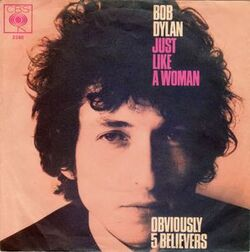 Side by Side # 90 : Just Like a Woman - Bob Dylan/Van Morrison