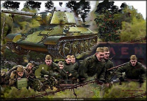 L'attaque Soviétique