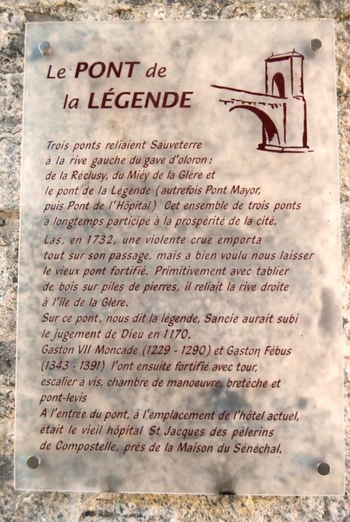 Sur les routes du Béarn - Sauveterre
