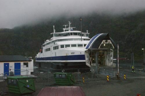 7ème jour.Vestfjord.Les Iles Lofoten..