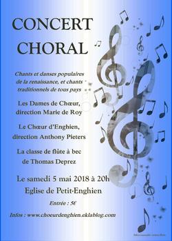 Concert Choral