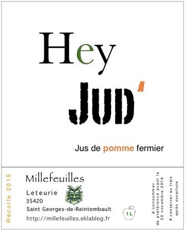 Hey Jud'
