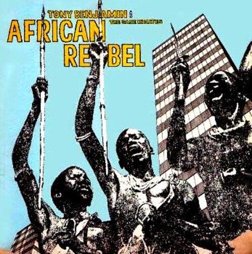 Tony Benjamin - African Rebel (1984) [Reggae]