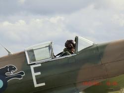 Spitfire MK XIX mis en service en 1944...moins de 5 exemplaires restants dans le monde...