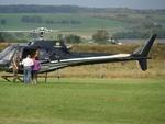 AS 350 B3 Ecureuil F-GIJP Azur Hélicoptères