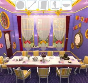 Jouer à Alice house n° 06 - Mad tea party