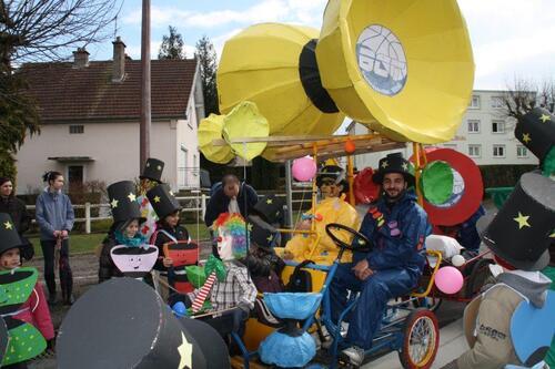 Photos du carnaval 2013