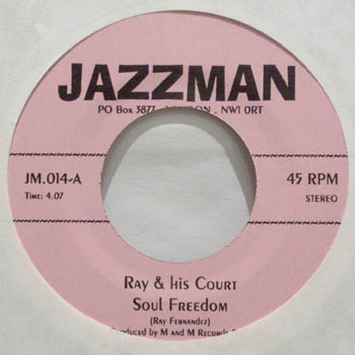 Ray &His Court : Soul Freedom