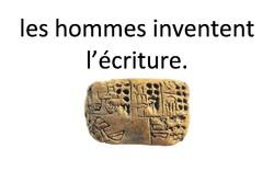 Histoire CE2/CM1: L'Antiquité