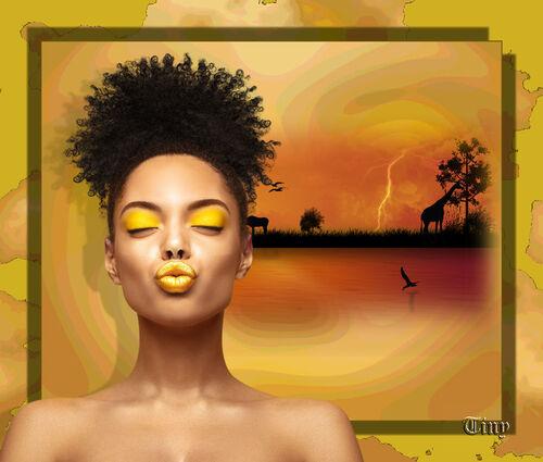 Belle Afrique