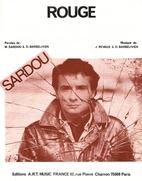 Rouge de Michel Sardou - Par Fred