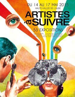 16 mai 2015 - Artistes à Suivre