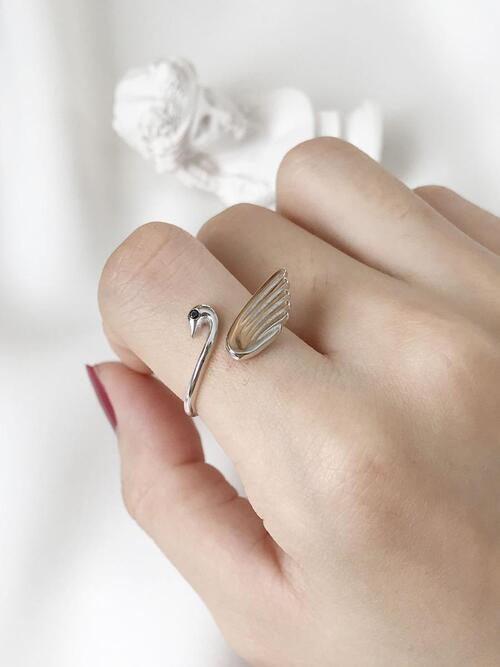shestar wholesale fashionable swan women ring