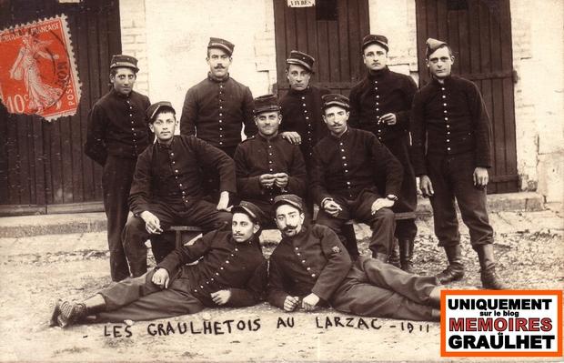 - Les Graulhétois au Larzac