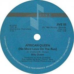 Billy Ocean - African Queen (No More Love On The Run)