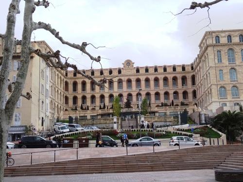 Autour du panier à Marseille (photos)