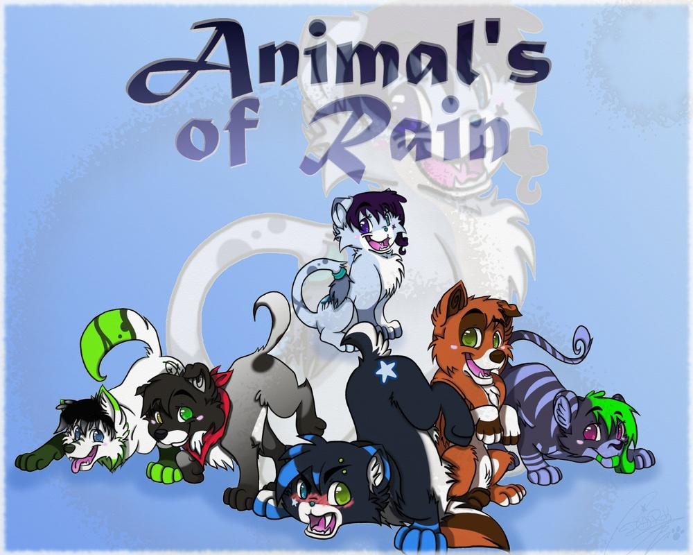 Animal's of Rain