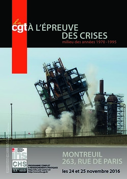 La CGT à l'épreuve des crises
