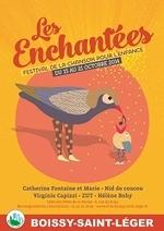 BAL POUR LA MARMAILLE au Festival jeune public Les Enchantées, à Boissy St Léger (94)