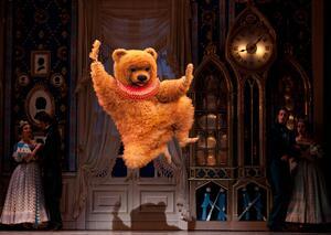 dance ballet dancing bear ballet