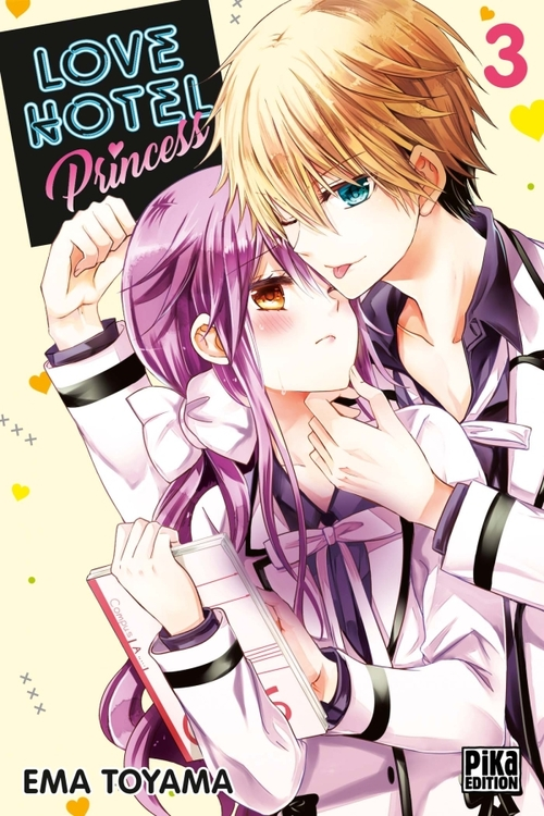 Love hotel princess - Tome 03 - Ema Toyama