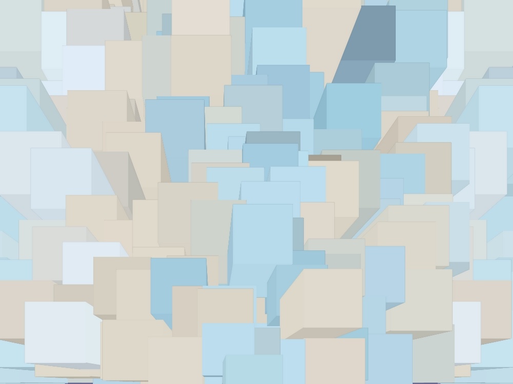 Textures été, Bleu/Sable