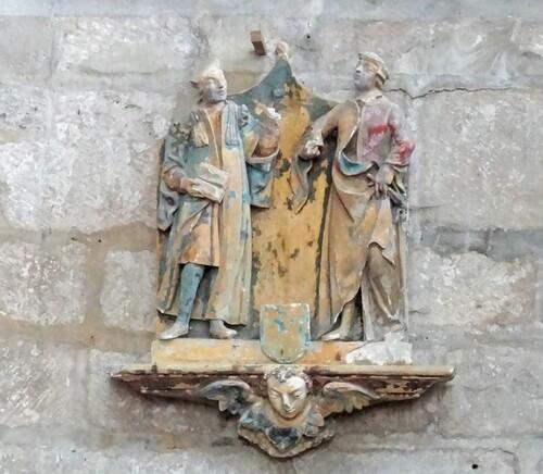 La collégiale de Mussy sur Seine