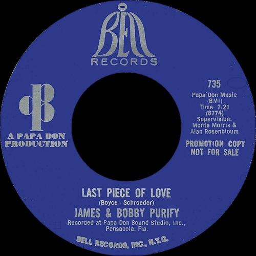 "James & Bobby Purify : CD "" Untie Me 1968-1969 "" Soul Bag Records DP 159 [ FR ]"