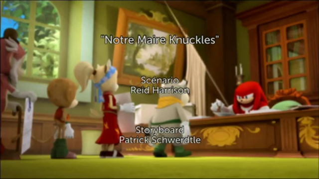 Notre Maire Knuckles