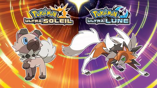 Pokemon Ultra-Soleil et Ultra-Lune | Une nouvelle forme de Lougaroc