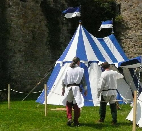 FETES HISTORIQUES A VANNES ( 2ème partie)